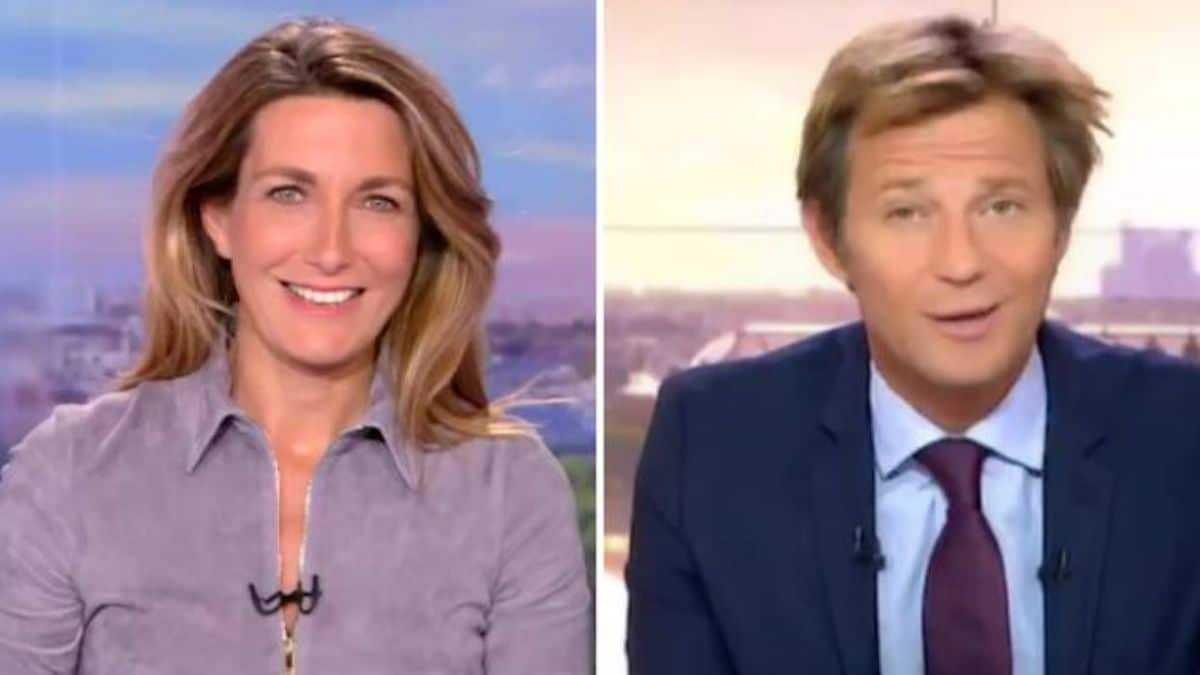 Laurent Delahousse plonge sur France 2, Anne-Claire Coudray prend la tête avec TF1