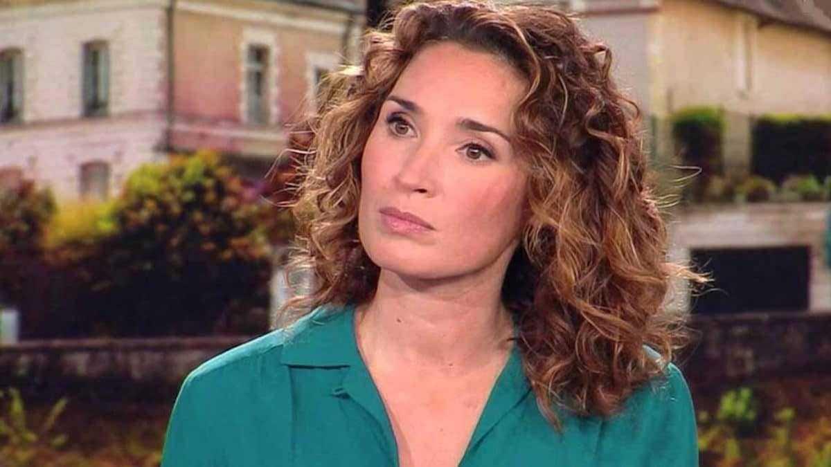Marie-Sophie Lacarrau en deuil, très affectée par cette triste nouvelle à la fin de son JT