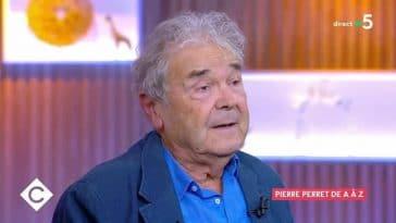 """Pierre Perret taclé par une Première dame : """"La honte de la France"""""""