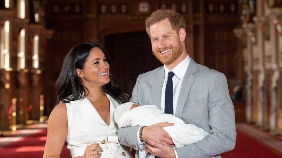 Prince Harry : vous allez tout savoir sur sa fille Lilibet Diana !