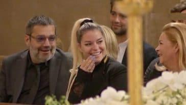 Sophie Tapie : son fou rire lors des funérailles de son père choque la toile