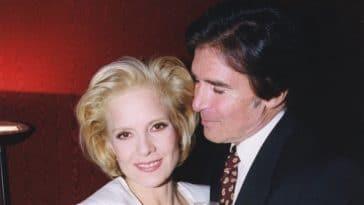 Sylvie Vartan : Tony Scotti son époux lui a offert un amour auquel elle ne s'attendait pas du tout