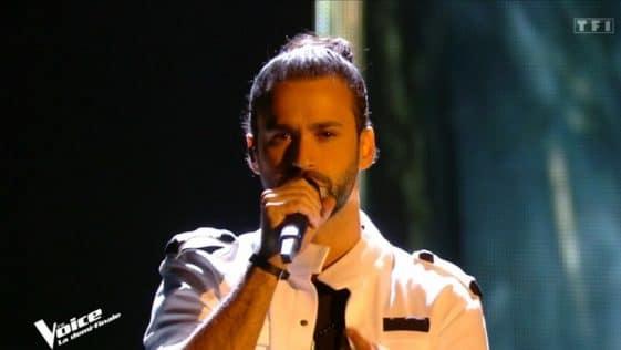 The Voice All-Stars : Anthony Touma évoque le problème technique qui a gâché sa prestation