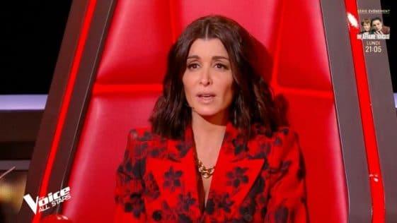 The Voice All Stars : un talent de Jenifer manque de s'évanouir sur le plateau