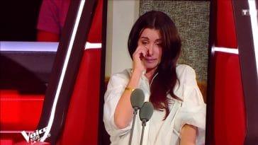 The Voice : Jenifer, en pleurs... est-ce sa dernière saison ?