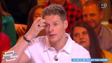 TPMP : Matthieu Delormeau tombe amoureux sur le plateau ce qui déclenche l'hilarité de tous !