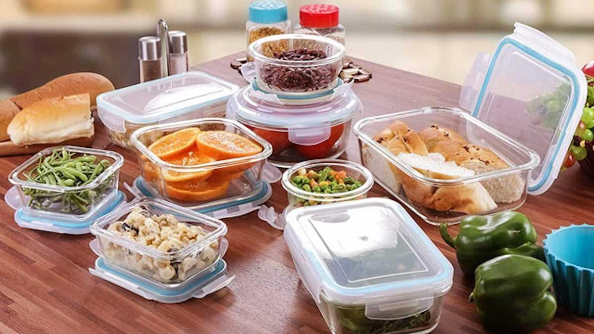 Voici 6 aliments à ne pas jamais conserver dans une boite en plastique !