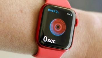 Apple Watch 6: comment mesurer le taux d'oxygénation dans le sang ? (montre connectée)