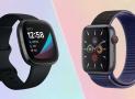 Apple Watch Series 6 vs. Fitbit Sense : comparaison des fonctions santé, fitness et smartwatch