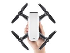 Spark : DJI dévoile son nouveau mini-drone high-tech à 600€