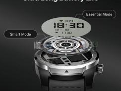 TicWatch Pro : une montre connectée avec deux écrans et 30 jours d'autonomie