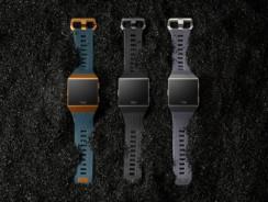 Ionic : Fitbit dévoile sa toute première montre connectée