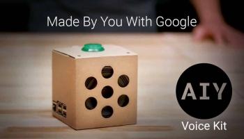 Les kits AIY de Google proposent de l'intelligence artificielle à faire soit même