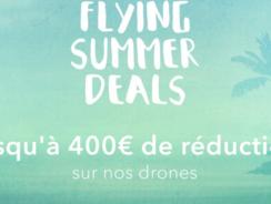 """Parrot """"Flying Summer Deals"""" : jusqu'à 400€ de réduction sur les drones"""