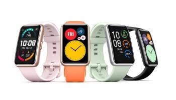 Test de la Huawei Watch Fit : notre avis sur cette montre aux nombreuses possibilités
