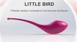 B-Sensory Little Bird : Le sex-toy connecté qui anime vos lectures érotiques