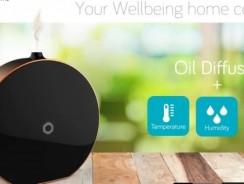 Beewi Zenitude : un diffuseur d'huiles connecté révolutionnaire