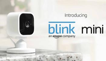 Blink Mini: La caméra de sécurité compacte d'intérieur coûte désormais 27€ – Black Friday 2020