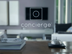 Concierge : Le bouton connecté pour gérer toute la maison