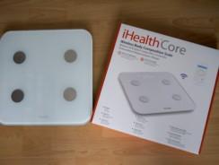 Test de la balance connectée Core de chez iHealth
