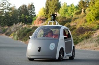 Google et Ford préparent une voiture autonome