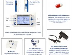 e-Celsius Performance, la capsule qui dit tout sur votre corps